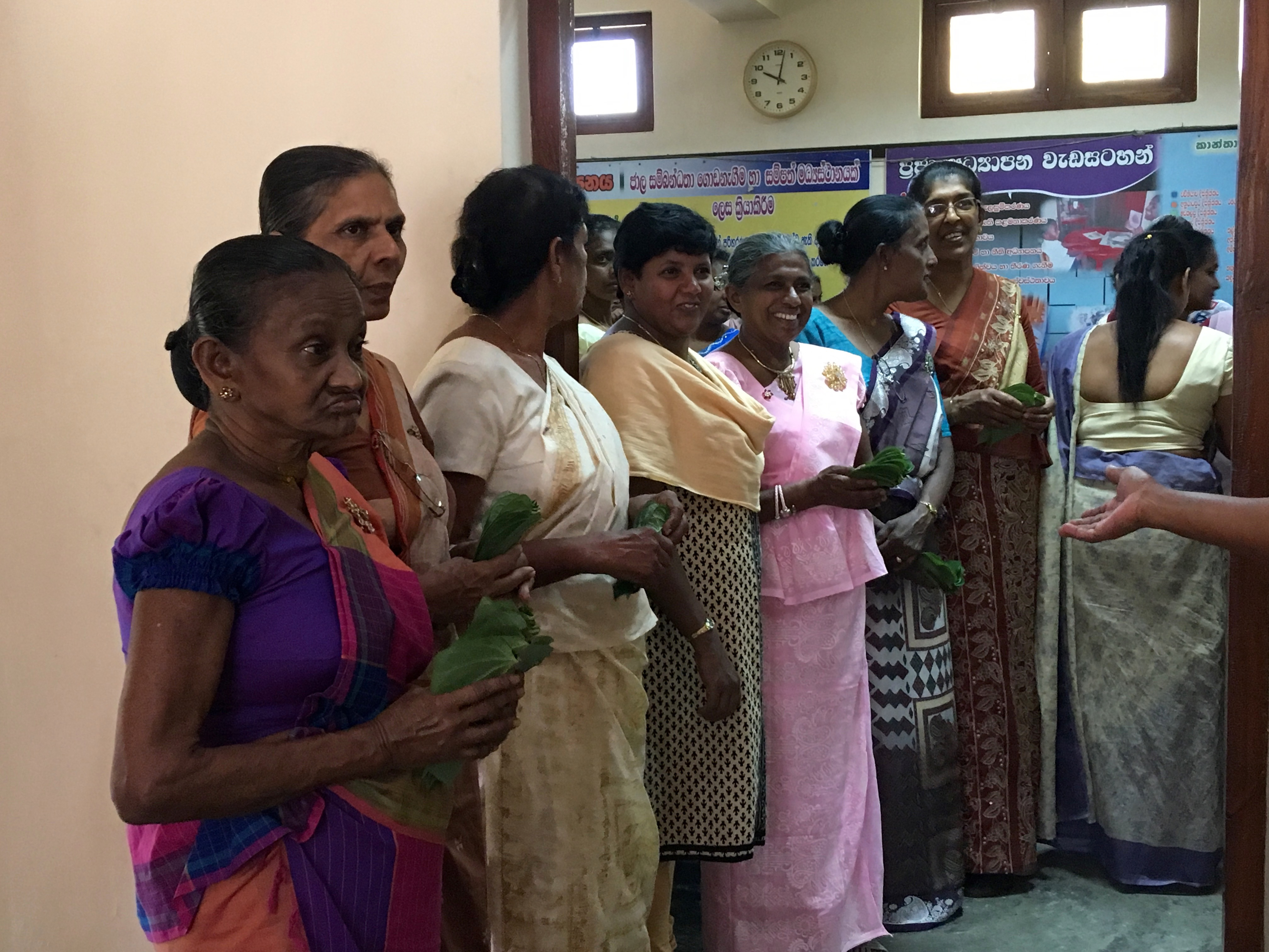 Kandurata Women's Forum Celebrating Women's Day